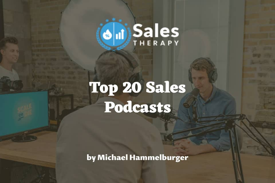 Top 20 Sales Podcasts